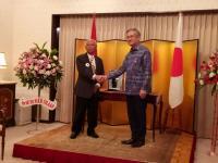 Jepang Anugerahi Bintang Jasa untuk Azyumardi Azra