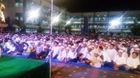 GP Ansor Jaktim Gelar Salawat dan Silaturahmi <i>Bareng</i> Ribuan Warga Jakarta
