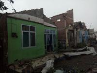 Puting Beliung Rusak 754 Rumah, BNPB Imbau Warga Sidoarjo Jangan Beraktivitas di Bawah Pohon saat Cuaca Mendung
