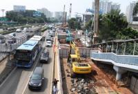 Anggaran Proyek LRT Jabodebek Membengkak dari Rp26,7 Triliun Jadi Rp31,8 Triliun