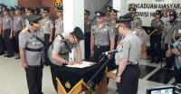 Rotasi Perwira Polri, Kapolrestabes Surabaya Kombes M Iqbal Digeser ke Mabes Polri