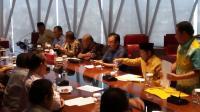 DPP Golkar dan Dewan Pembina Gelar Rapat di Bakrie Tower