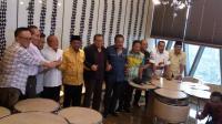 Saling Bertemu, Dewan Pembina Golkar Hormati Keputusan Rapat Pleno soal Nasib Novanto