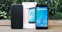 Menjajal Efek Bokeh Kamera Ganda Xiaomi Mi A1