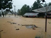Banjir Landa Cianjur, 1 Orang Tewas dan 1 Lagi Hilang    Terseret Arus