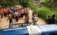 Banjir di Kota Medan, Polisi Antisipasi Pencurian