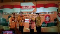 Resmi Hanura Dukung Khofifah-Emil di Pilgub Jatim