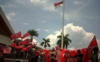 Milad GAM, Polisi Imbau Agar Tidak Naikkan Bendera Bint   ang Bulan