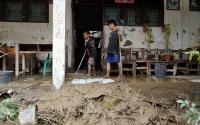 Banjir Landa Langkat, 150 Kepala Keluarga Jadi Korban