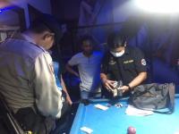Razia Gabungan di Warnet & Tempat Biliar, 4 Remaja Terindikasi Positif Narkoba