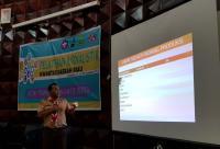 Lewat Medsos Pramuka Riau Siap Promosikan Ikan Selais dan Sempolet