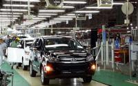 Kuasai 35% Pasar Automotif, Penjualan Mobil Toyota Tembus 318 Ribu