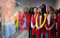 Belajar Membuat Sutra di Wensli Silk Culture Museum Tiongkok, Tya Nilsen Juga Berkunjung Kesini Loh!