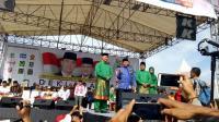 Hadiri Deklarasi, Amien Rais Minta Warga Kota Jambi Pilih Fasha-Maulana