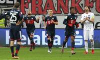 Taklukkan Eintracht Frankfurt, Bayern Munich Kukuh di Pucuk Klasemen Liga Jerman 2017-2018