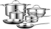 5 Tips Membersihkan Peralatan Dapur Berbahan <i>Stainless Steel</i>