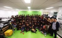 60 Mahasiswa Universitas Pakuan Kunjungi Redaksi Okezone