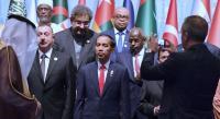 Pidato di KTT-LB OKI, Jokowi: Kita Bulatkan Suara untuk Membela Palestina