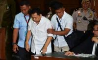 Didakwa Rugikan Negara Rp2,3 Triliun, Setya Novanto Ajukan Eksepsi