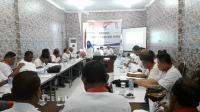 Pe   rindo Papua Gelar Rapat Koordinasi Bahas Verifikasi