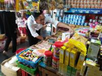Jelang Natal & Tahun Baru 2018, Polres Gowa Gelar Operasi Pasar