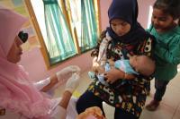 Cegah Difteri, 3.092 Balita di Purwakarta Diimunisasi