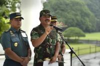 Panglima TNI Masih 'Kocok' Nama Calon KSAU