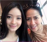 Ucapkan Ultah ke Natasha Wilona, Netizen Sebut Venna Melinda Calon Mertua yang Baik