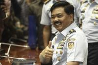 Polisi Tangkap Penghina Panglima TNI Marsekal Hadi Tjahjanto di Medsos