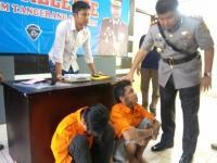 Mabuk Intisari, Alasan Pria Bertato Sayat Pedagang Nasgor di Tangsel