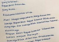 Diunggah ke Medsos, Surat Warga Jakarta Ini <i>Malah</i> Banjir Cibiran Warganet