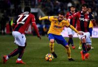 Bermain Tandang, Juventus Permalukan Bologna 3-0