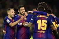 Pesta Gol ke Gawang Deportivo La Coruna, Barcelona Kukuh di Puncak Klasemen Liga Spanyol