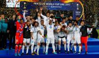 Dominasi Real Madrid di Kompetisi Eropa-Interkontinental Sepanjang 2017