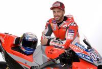 Dovizioso Belum Pikirkan Masa Depan Bersama Ducati