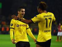 Aubameyang Desak Mkhitaryan Setujui Kesepakatan Penukarannya dengan Sanchez