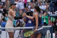 Sharapova Sebut Jumpa Sevastova Bakal Jadi Ujian Kesabaran