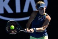 Muguruza Kandas, Kerber Tantang Sharapova di Babak Ketiga Australia Open 2018