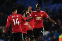 Kegemilangan Pogba Buat Man United Diyakini Menang di Kandang Burnley