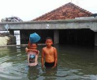Diguyur Hujan, Banjir di Pamekasan Kian Meluas