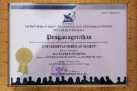 UNS Borong Penghargaan Anugerah Humas Kemristekdikti 2018