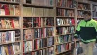 Kisah Tukang Sampah di Turki, Buka Perpustakaan Bermodal Buku Buangan