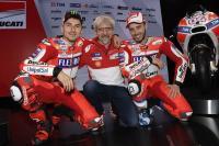 Dall'Igna Sebut Motor Baru Ducati Tak Berbeda Jauh dengan MotoGP 2017