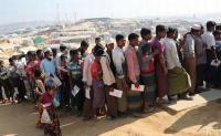 Kamp Pengungsi Rohingya di Bangladesh Memanas Akibat Rencana Pemulangan