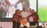 Jokowi Kunjungi KTM Mesuji, Calon Lumbung Beras Indonesia