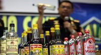 Anak di Bawah Umur Tertangkap Minum Miras, Bilangnya Pahit
