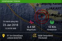Trauma Gempa Menular ke Cianjur, Siswa Sekolah Terpaksa Dipulangkan