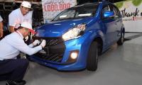 Kalahkan Ayla, Daihatsu Sirion Terbaru Jadi Pujaan di Malaysia