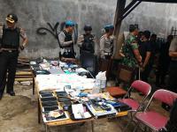 Polisi Tangkap 6 Bandar Narkoba dari Kampung Ambon