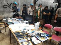 Gerebek Kampung Ambon, 18 Kg Bahan Baku Narkoba Diamankan Polisi